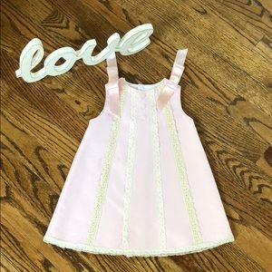 Lull and Me Boutique, Baby girl vintage dress